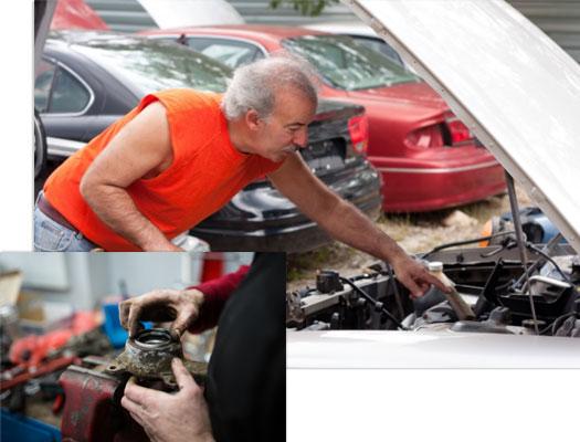 Car Part Picking
